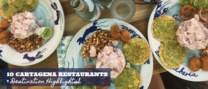 Cartagena restaurants