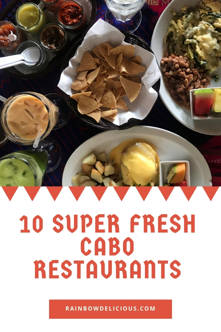 fresh cabo restaurants