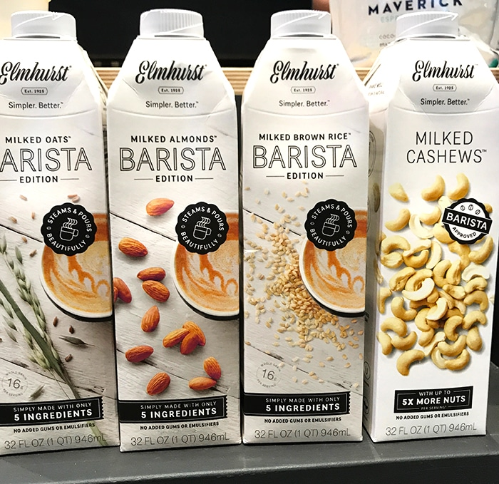 25 Fancy Food Show Faves - Elmhurst Nut Milk