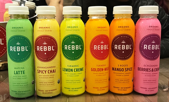 25 Fancy Food Show Faves - Rebbl Drinks