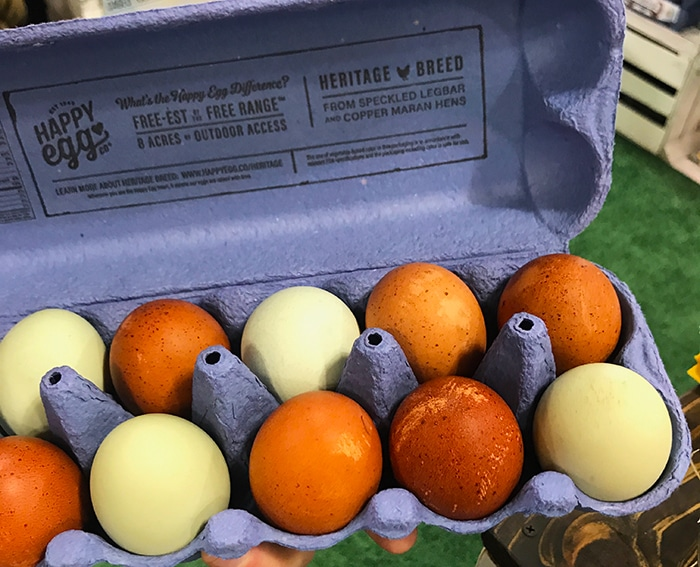 25 Fancy Food Show Faves - Heritage Eggs