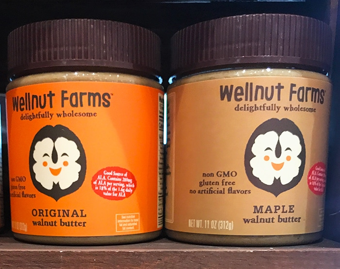 25 Fancy Food Show Faves - Wellnut Walnut Butter
