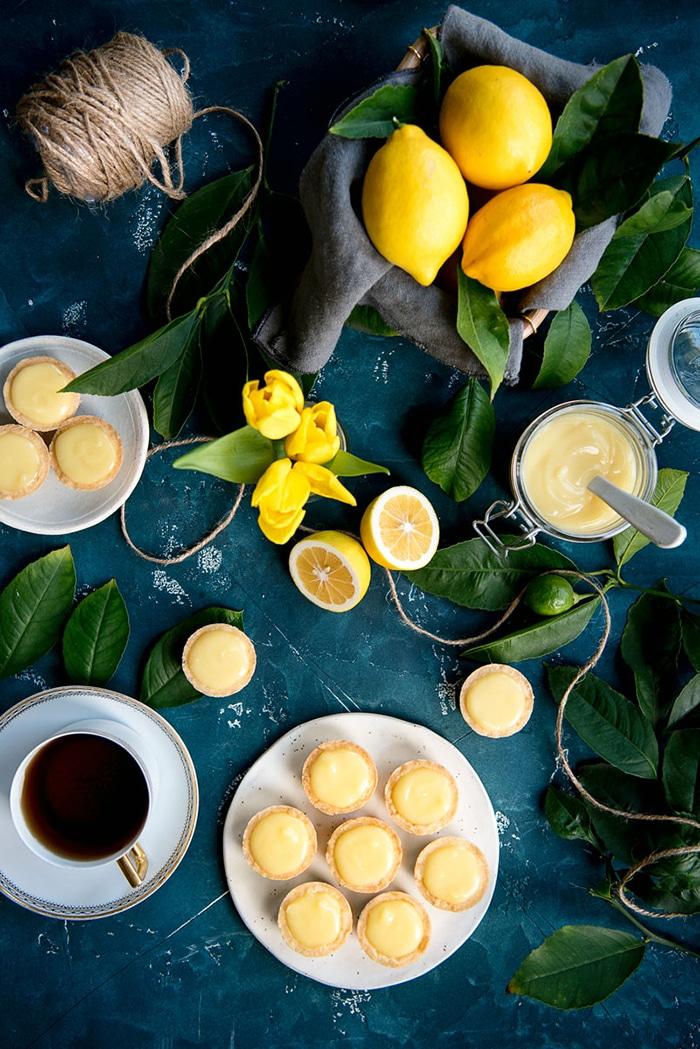 lemon recipes lemon tarts