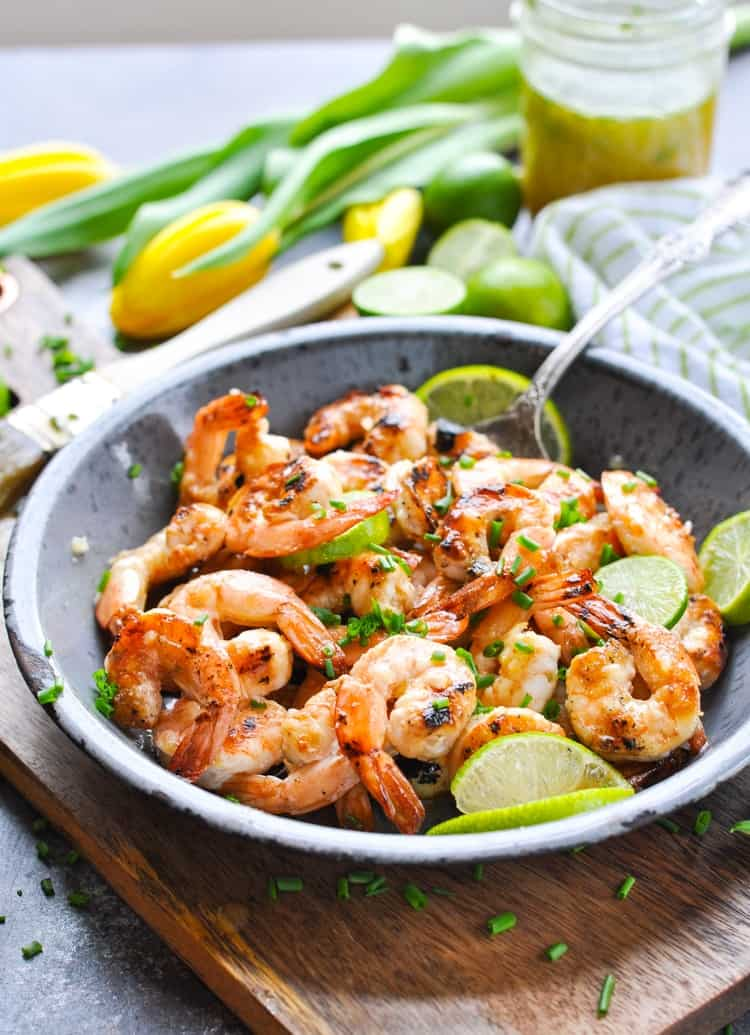 15 Lime Recipes Everyone Will Love- Lime Shrimp
