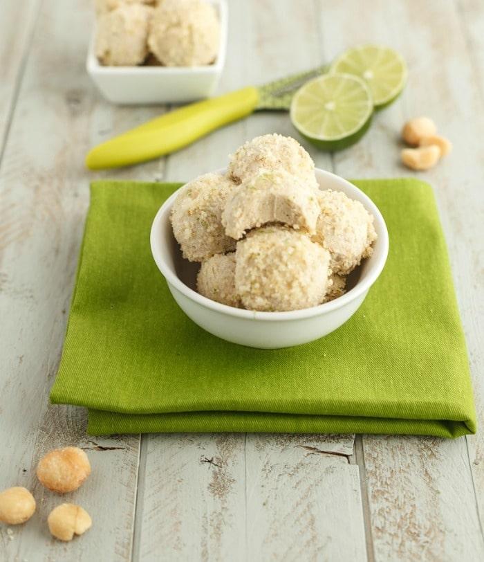 15 Lime Recipes- key lime bites