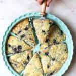 blueberry scone recipe RD