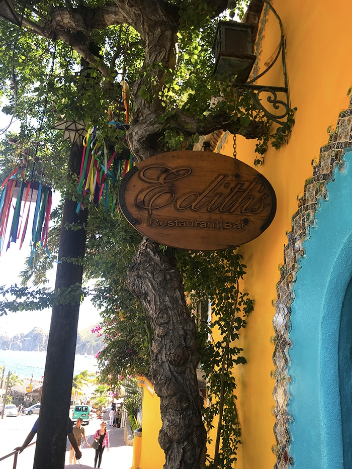 fresh Cabo restaurants Ediths