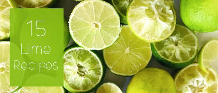 Recipes with Lime you'll love