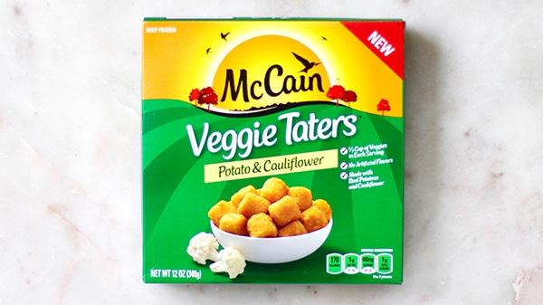 Product Shot Veggie Tater Nachos with Roasted Cauliflower