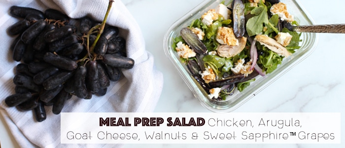 arugula grape salad
