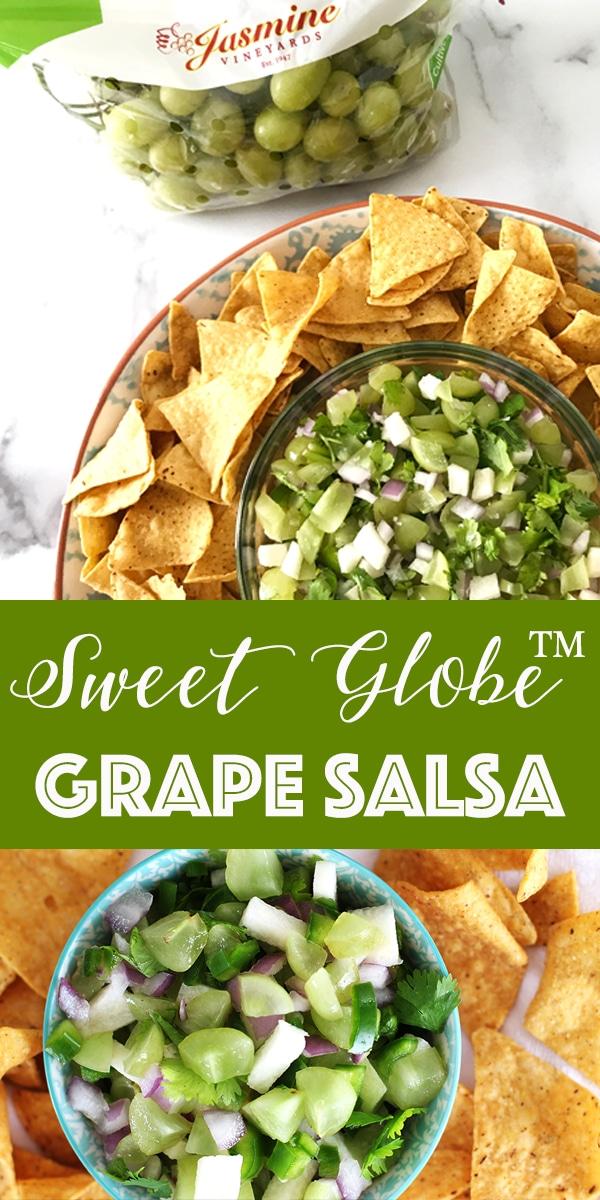 Grape Salsa Recipe