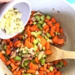 my favorite winter lentil vegetable soup