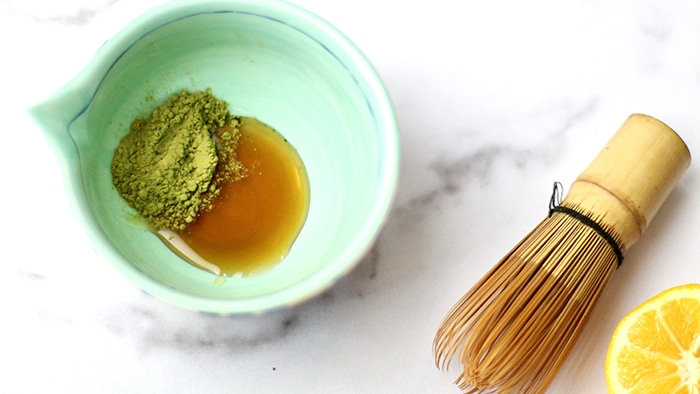 Matcha Lemonade Recipe | Rainbow Delicious