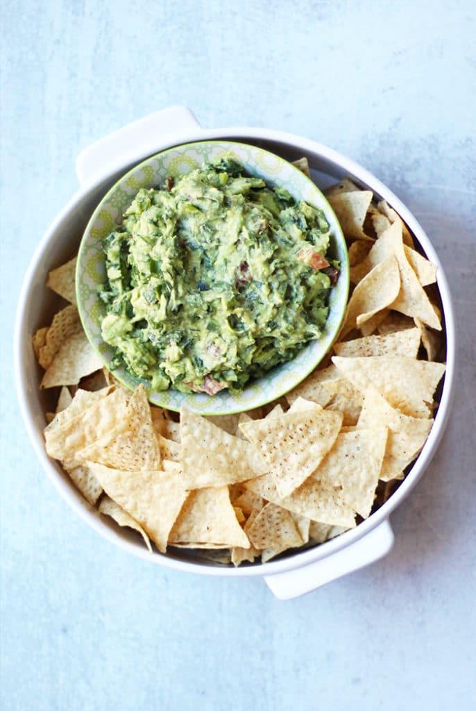 cilantro guacamole recipe