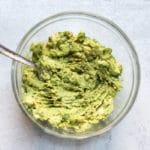 cilantro guacamole recipe smashed avocado