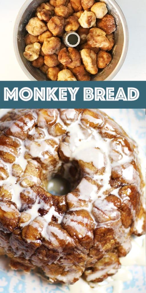 Monkey Bread Recipe Pinterest