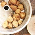 Monkey Bread Recipe Sugar Coat the Dough