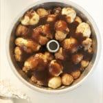 Monkey Bread Recipe with Glaze