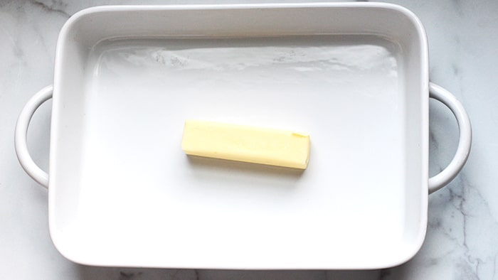 butter for German Pancakes
