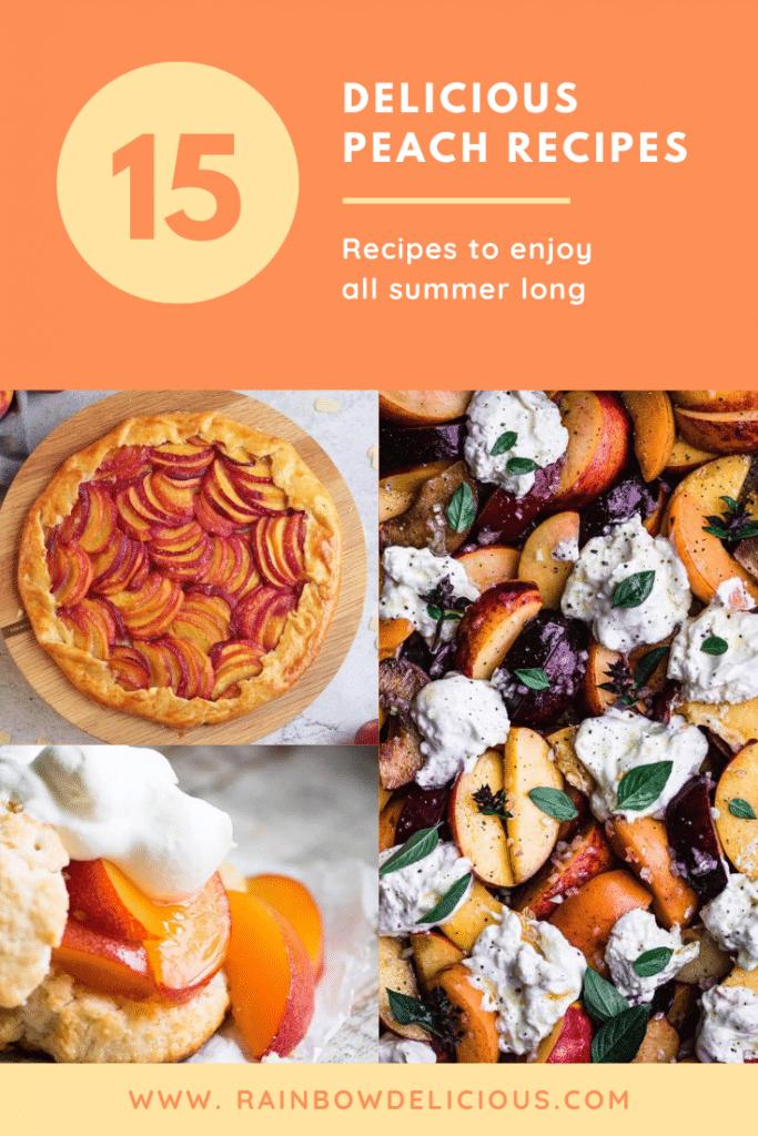 White Script Burger Food Pinterest Graphic