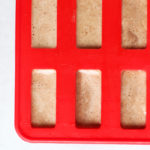 coffee popsicles in mold