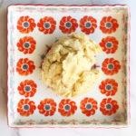 Classic Lemon Bars Shortbread Dough