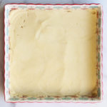 Classic Lemon Bars Pressed Shortbread Dough