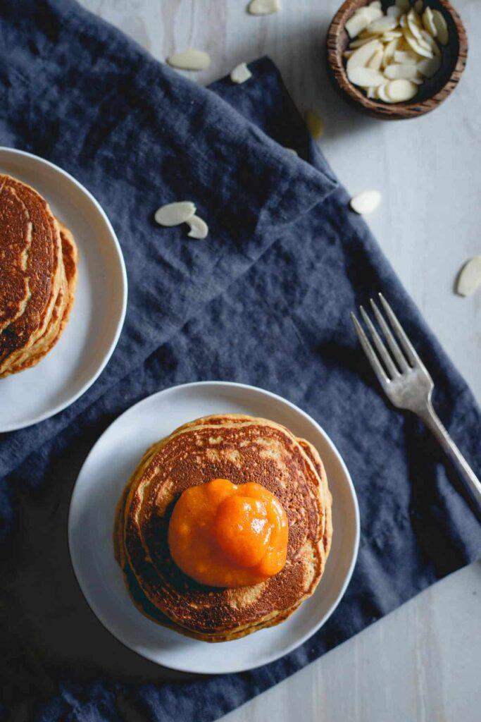 20 Persimmon Recipes Persimmon Almond Pancakes