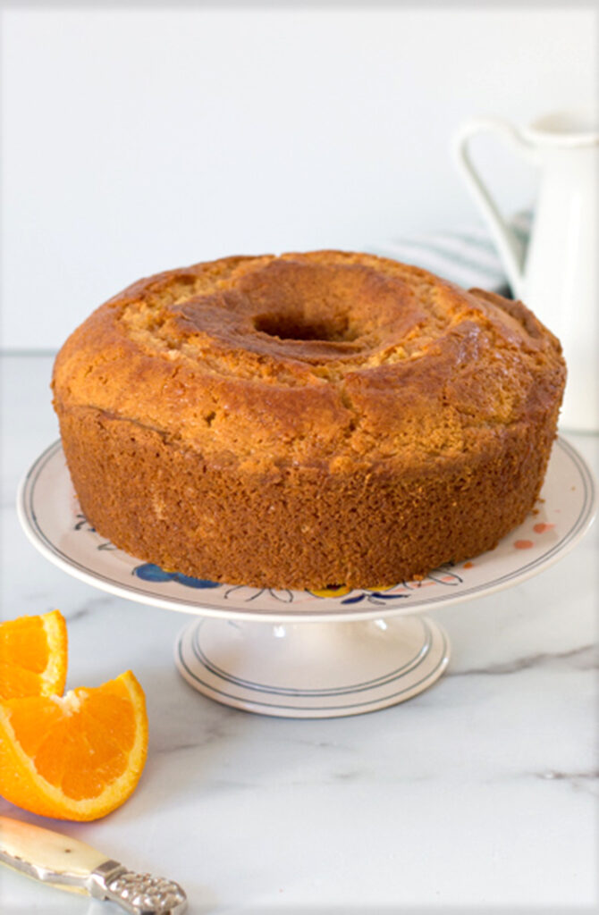 Moosewood sour cream orange cake recipe