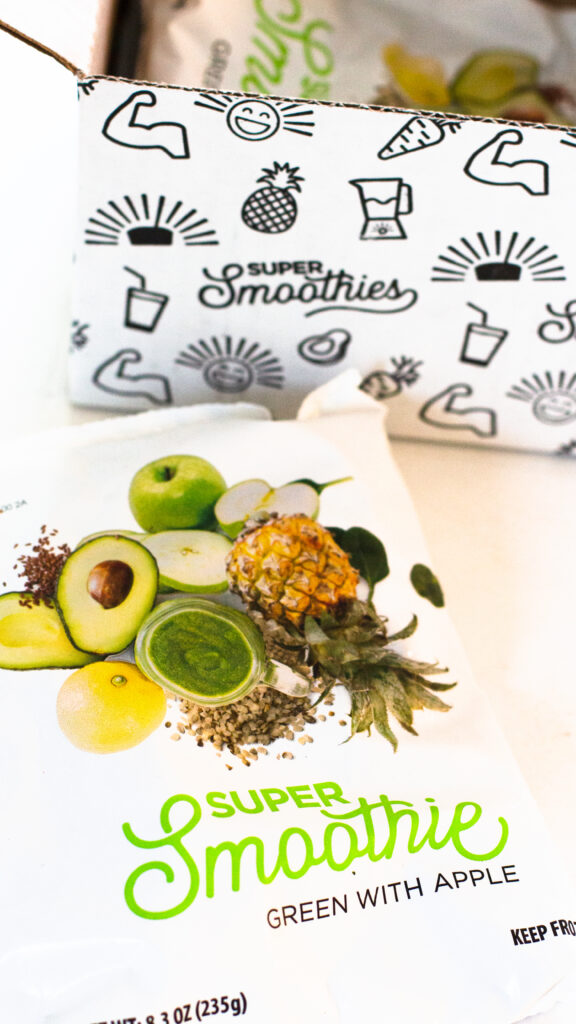 SmoothieBox Discount Code Review Apple Flavor