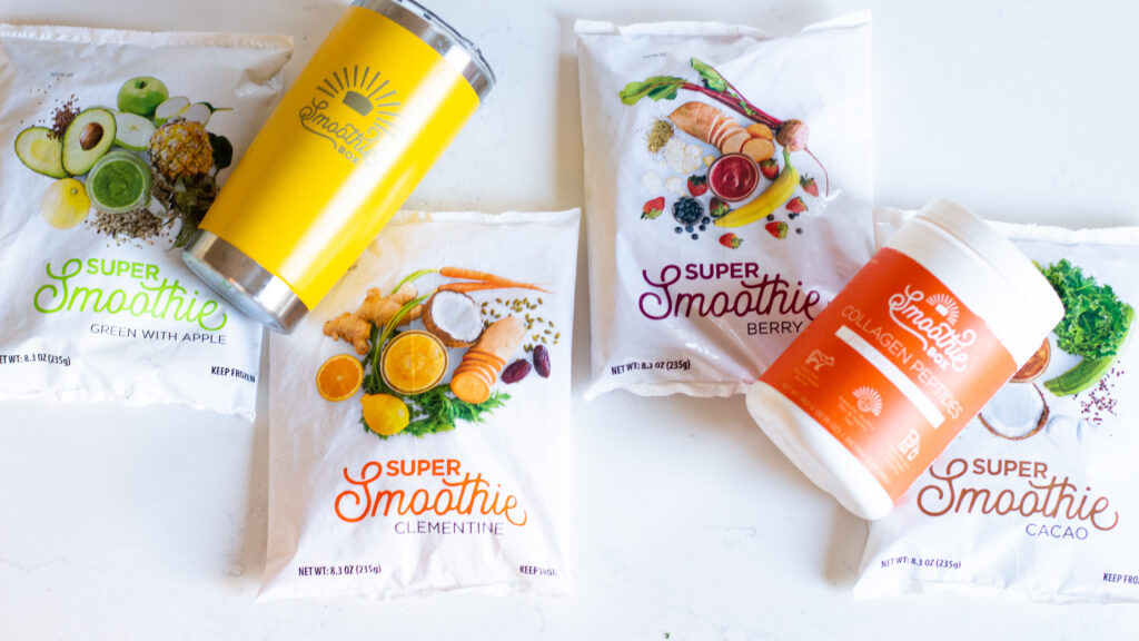SmoothieBox Discount Code Review with mug