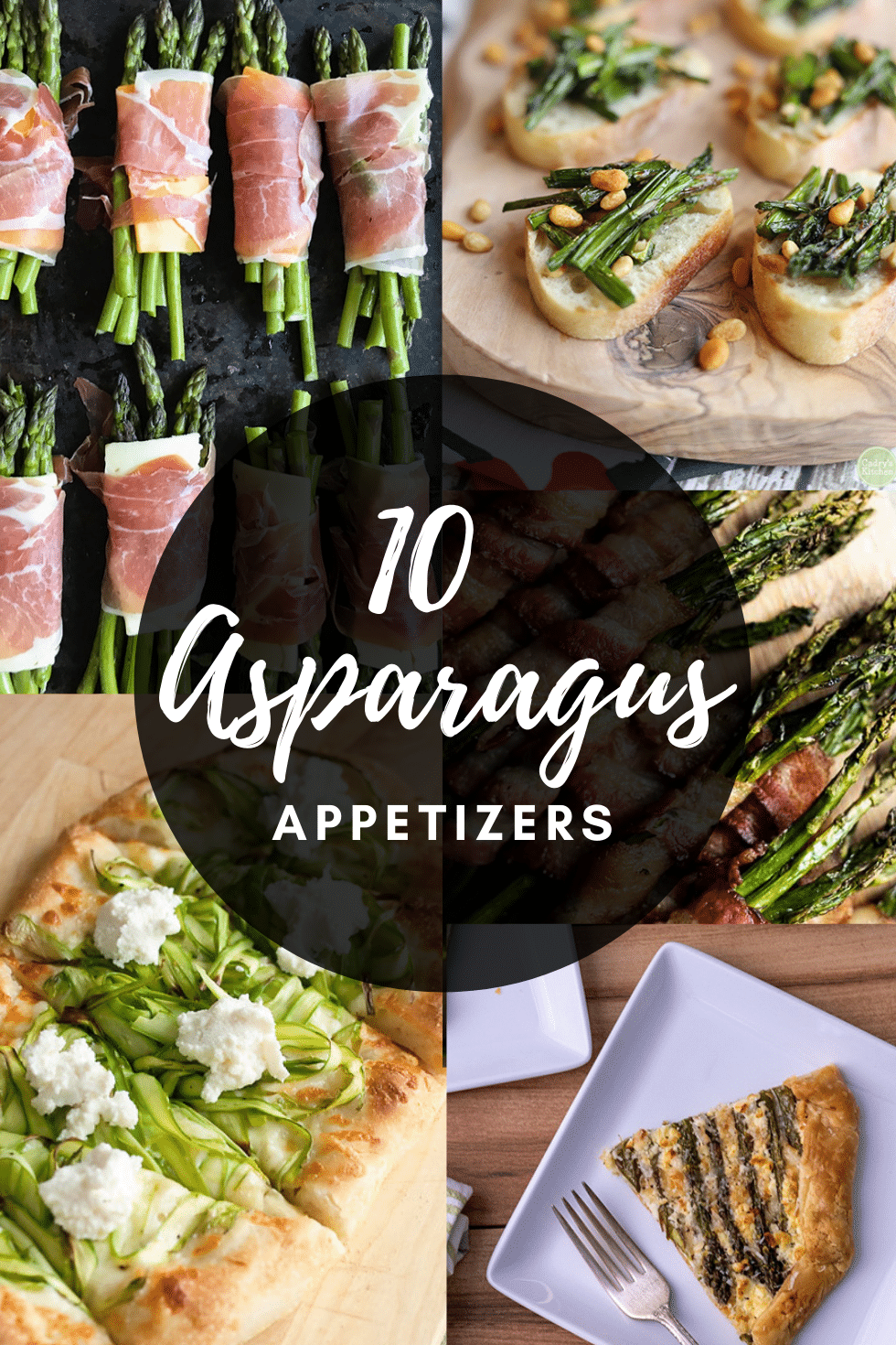 Asparagus Appetizer Recipes | Rainbow Delicious