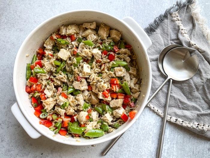 Chicken Wild Rice Step 1