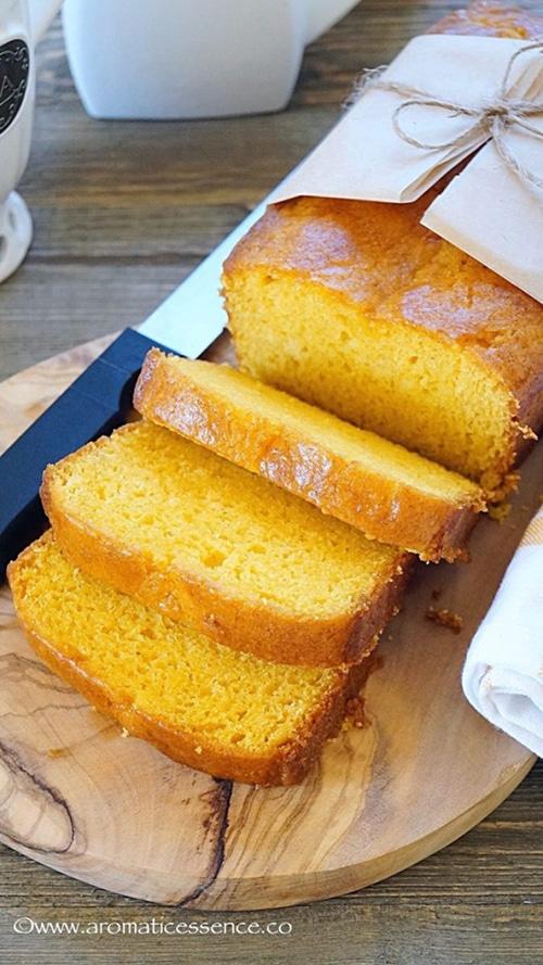 Eggless Mango Cake - Easy Mango Desserts