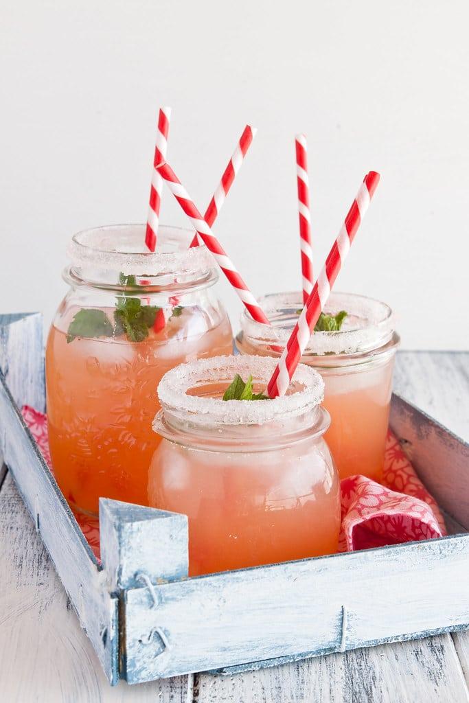 Grapefruit Pink Lemonade unique Lemonade Recipes