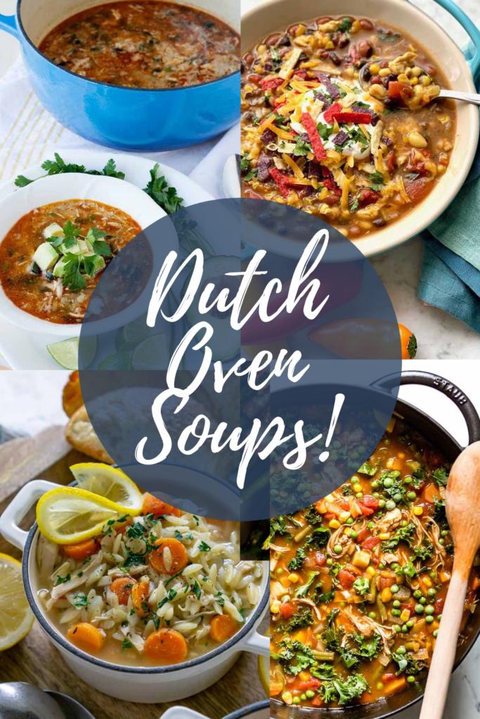Dutch oven soups