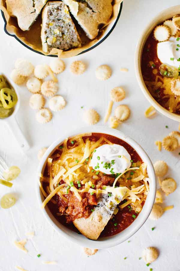 Spicy Texas Chili | Dutch Oven Soups