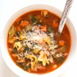 White Bean Tuscan Kale Soup